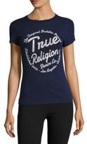 True Religion Rays Crewneck Tee