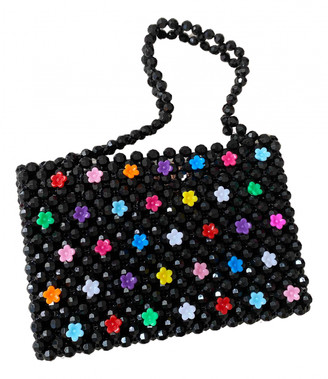 Susan Alexandra Black Synthetic Handbags