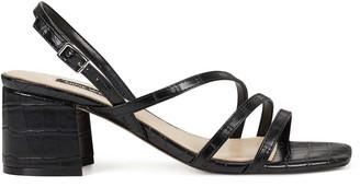 Nine West Maeve Block Heel Sandals