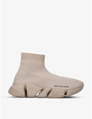 Balenciaga Speed 2.0 stretch-knit trainers