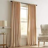 Pier 1 Imports Velvet Shimmer Gold Curtain