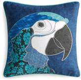 Sky Mia Parrot Decorative Pillow, 18 x 18 - 100% Exclusive