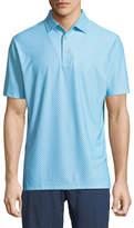 Peter Millar Covered Printed Polo Shirt