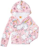 Universal Studios Plush Unicorn Hoodie, Toddler Girls