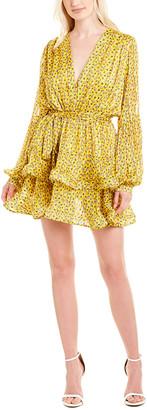Beulah Floral A-Line Dress