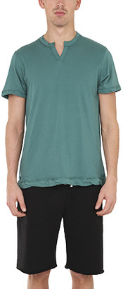 Alternative Apparel Alternative Split Neck Tee