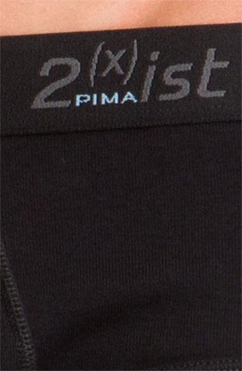 2xist Pima Cotton Briefs
