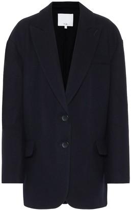 Tibi Liam wool-blend blazer