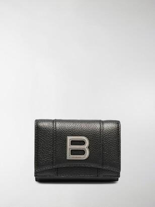 Balenciaga mini Hourglass wallet