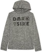 Star Wars Boys' Dark Side Heathered Hoodie