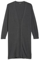 Vince Camuto Plus Size Women's Textured Long Cardigan