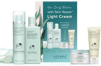 Liz Earle Essentials Skin Repair Kit with Light Moisturiser (Worth 67.00)