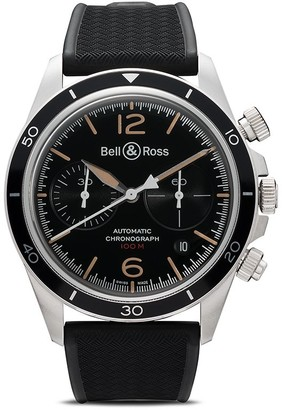 Bell & Ross BR V2-94 Black Steel 41mm