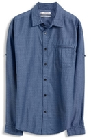 Esprit OUTLET button up shirt with pocket