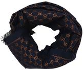 Gucci Scarf With Gg Motif