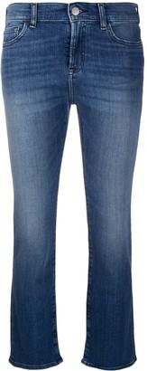 Emporio Armani Cropped Jeans