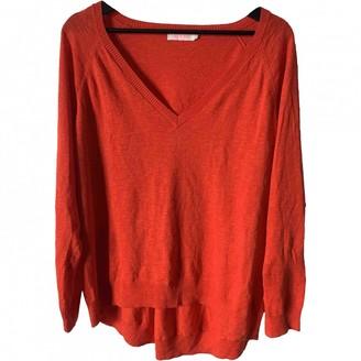 Sass & Bide Orange Linen Knitwear