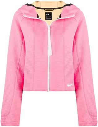 Nike Swoosh Detail Hoodie