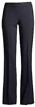 BOSS Women's Tulea Flared Bootleg Pants - Size 0