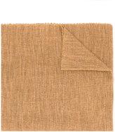 Faliero Sarti raw edge scarf