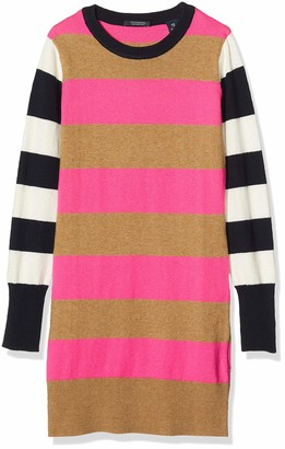 Scotch & Soda Girl's Knitted Stripe Dress
