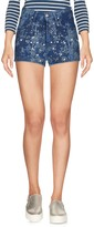 MET Denim shorts - Item 42557040