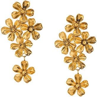 Jennifer Behr Flower Earrings
