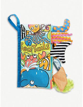 Jellycat Sea Tails fabric book