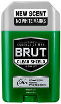 Brut Deodorant Clear Shield