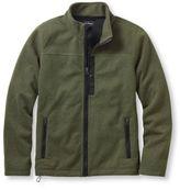 L.L. Bean Men's Windproof Sweater Fleece Jacket