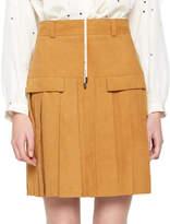 KITX Intuitive Pleat Mini Skirt