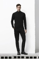J Brand Castron Cargo in Black
