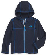 The North Face Toddler Boy's 'Cap Rock' Fleece Hooded Jacket