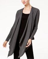 Eileen Fisher Tencel® Blend Draped Cardigan, Regular & Petite