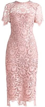 Shoshanna Kiriya Lace Sheath Dress