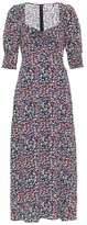 Thumbnail for your product : Rixo Exclusive to Mytheresa a Naomi printed georgette midi dress