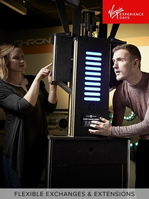 Virgin Experience Days Doctor Who: Worlds Collide - The Live Escape Game for Two with Escape Hunt at a Choice of 6 Locations