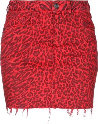 Current/Elliott Mini skirts