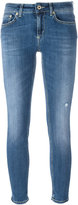 Dondup cropped jeans - women - Cotton/Polyester/Spandex/Elastane - 31
