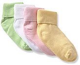 Starting Out 4-Pack Single Cuffed Socks
