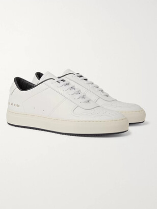 Common Projects Bball 88 Leather Sneakers