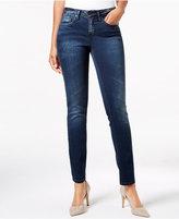 Calvin Klein Jeans Arid Navy Wash Curvy Skinny Jeans