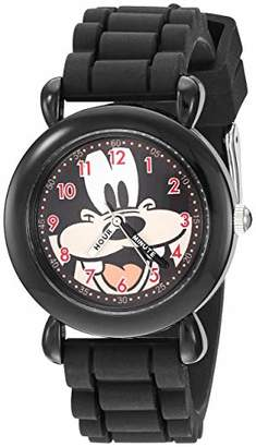 Disney Boys One and Only Analog-Quartz Watch with Silicone Strap