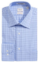 Arrow Classic Fit Checked Dress Shirt
