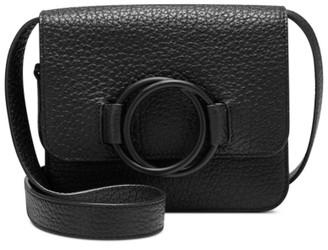 Vince Camuto Livy Leather Shoulder Bag