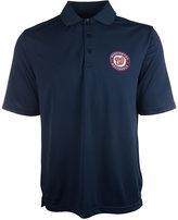 Antigua Men's Short-Sleeve Washington Nationals Pique Xtra-Lite Polo
