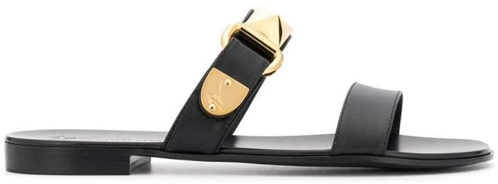 Giuseppe Zanotti Design studded sandals