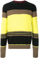 No.21 striped jumper