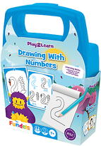 Fundels Play & Learn Drawing With Numbers Set