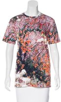 Carven Printed Short Sleeve T-Shirt w/ Tags